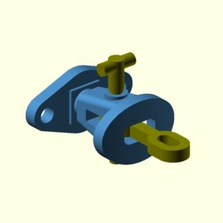 Bell Mouth Couplers - CAD image