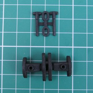 Bell Mouth Couplers - pack contents