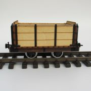 Trefor Mill Wagon - Side view of 7/8 version