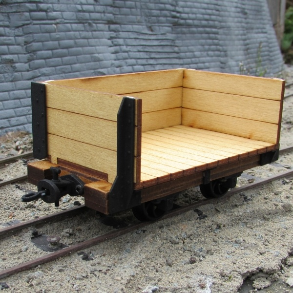 Trefor Breaker Wagon - general view