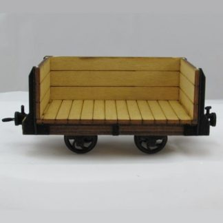 Trefor Breaker Wagon - open side view