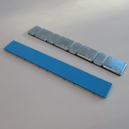 Wagon weights - in strips