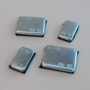 wagon weights - individual