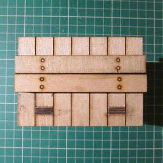 Wooden Buffer Stops