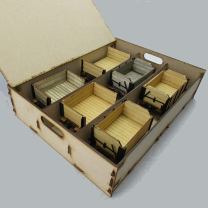 Maxi Storage Box - showing contents