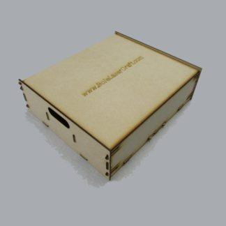 Modest Industrial Storage Box - general view