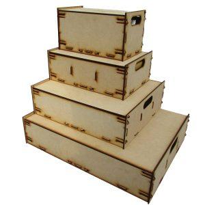Click-Fit Storage Boxes