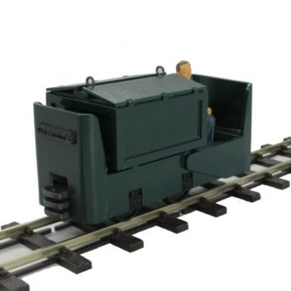 Greenbat BEV Locomotive - general view
