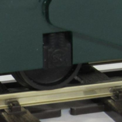Greenbat BEV Locomotive - Axle box cover