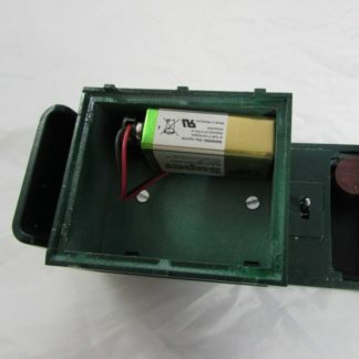 Greenbat BEV Locomotive - inside battery box