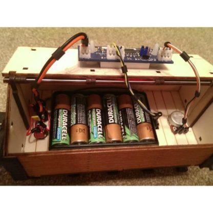 speed wagon batteries