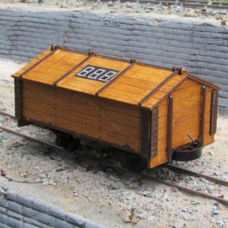 speed wagon 3/4 view