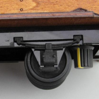 speed wagon axle box