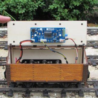 Speed Wagon Computer