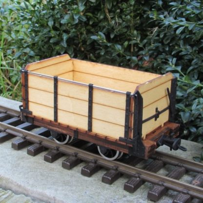 Trefor Mill Wagon - 7/8 Scale Garden Railway Kits