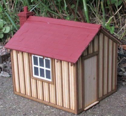 Platelayers Cabin - Door End