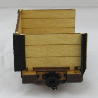 Trefor Breaker Wagon - end view