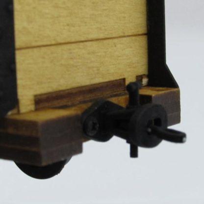Trefor Breaker Wagon - bell mouth coupler