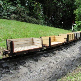 Trefor Breaker Wagon - train