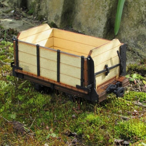 Trefor Mill Wagon Bole Laser Craft