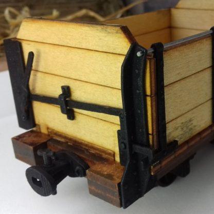 Trefor Mill Wagon - door latch