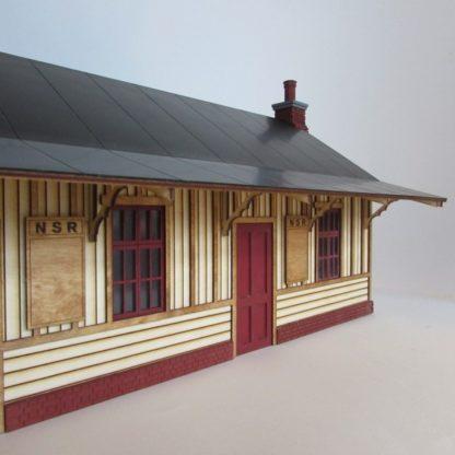 Hulme End Station - Platform side