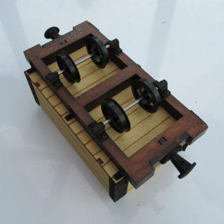Trefor Mill Wagon (7/8) - Binnie wheel option