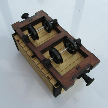 Trefor Mill Wagon 7 8 Scale Bole Laser Craft
