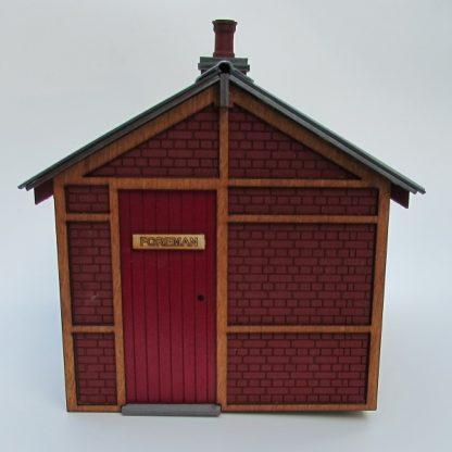 Foremans Office - Door End