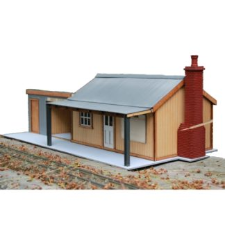 Beech Forest Station - Chimney End