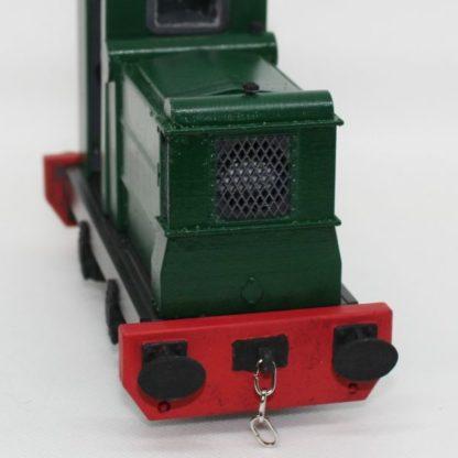 Talyllyn Railway Midlander Locomotive - Front radiator