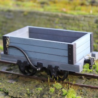 Talyllyn Three Plank Wagon - General view