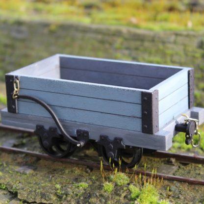 Talyllyn Three Plank Wagon - General view