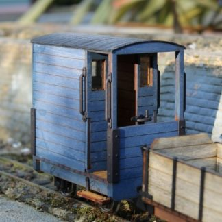 Bursledon Guards Van - General View