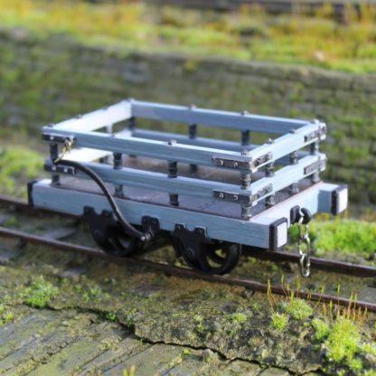 Talyllyn Railway Slate Wagon - General view